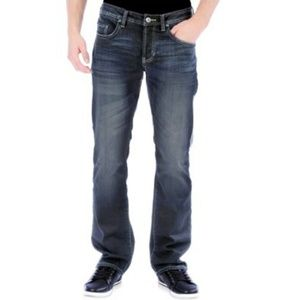 Buffalo David Bitton Men's Slim Stretch Jeans